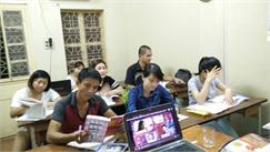 TẬP THỂ HỌC VIÊN - facebook - cảm nhận về lớp học